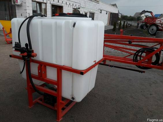 Навесной опрыскиватель ОП-800 л для внесения пестицидов штан
