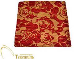 Наволочка декоративна рельєфні квіти 4466