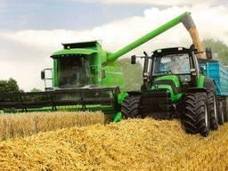 Найму комбайн трактор сеялку опрыскиватель сельхозтехнику