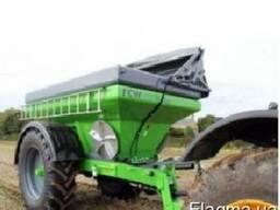 Найму сельхозтехнику: трактор сеялку опрыскиватель перегружа