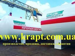 Наземні резервуари для зберігання та відпуску ПММ під мобіль
