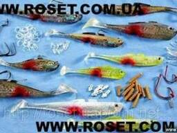Наживки в наборе для рыбалки Майти Байт