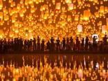 Небесні ліхтарики, Повітряні ліхтарики, Небесные фонарики - фото 1