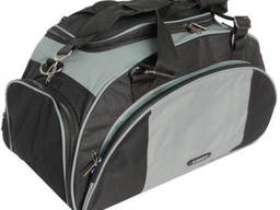 Небольшая спортивная сумка 22 л Loren T10-600D серая. ..