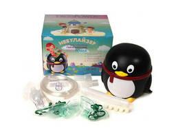Небулайзер детский Ergopower ER-403 (пингвинчик) Праймед