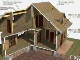 Недорогие дома по Sip-технологии 130 у. е.