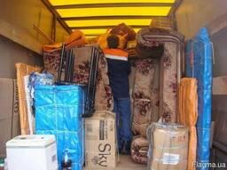 Недорого квартирные переезды в Керчи с грузчиками - фото 2