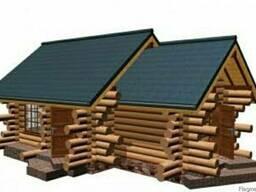 Недорогой деревянный дом 75 м2 – 115 000 грн.