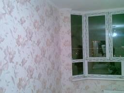 Недорогой ремонт квартир Поклейка обоев