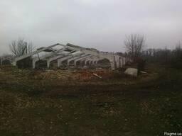Недвижимость помещения фермы на разборку \ демонтаж