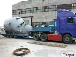 Негабаритные перевозки по всей территории Украины