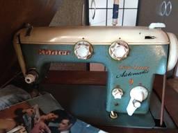 Немецкая Швейная машинка Кёхлер/Kohler Zick-zack/зиг-заг 51-2