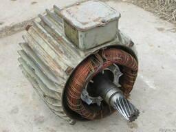 Немецкие эл. двигатели для мотор-редукторов KR112(МЦ2С125)