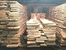 Предоставляем услуги сушки древесины