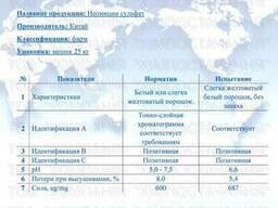 Неомицина сульфат (неомецин, неофрацин, миацин), фарм