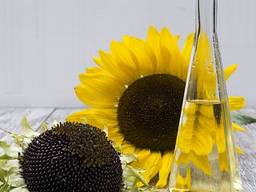 Нерафинированное подсолнечное масло 1литр
