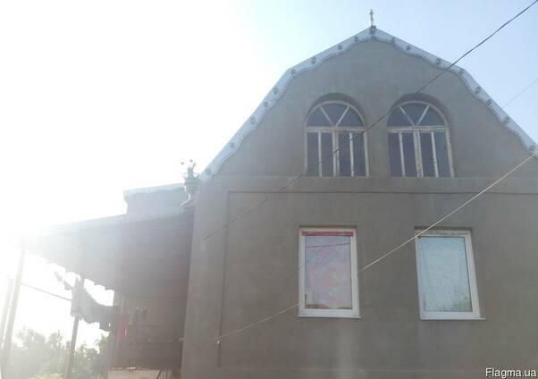 Нерубайское - Нати, жилой хозяйский дом 1990года постройки