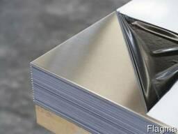 Лист нержавейка зеркальный 1х1250х2500 AISI 304