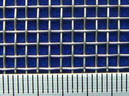 Сетка тканая фильтр-ная н/ж 12Х18Н10ТП-64100 см