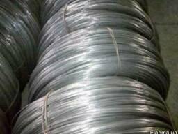Дріт з нержавіючої сталі AISI 316 кислотостійка 10Х17Н13М2