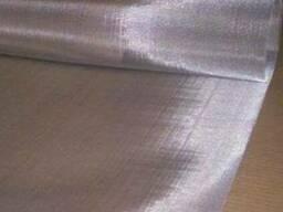 Сетка нержавеющая тканная 0, 5-0, 3× 1000 мм 12Х18Н10Т
