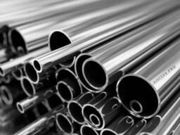 Трубы нержавеющей стали 38х1.5 tig 180 GRIT AISI 304