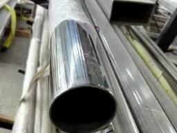 Нержавеющая труба марки AISI 304 размер 12*1,0 мм