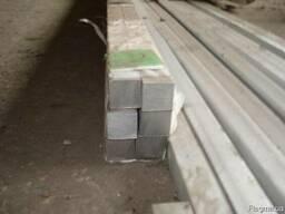 Нержавеющий квадрат AISI 304 08Х18Н10 6Х6