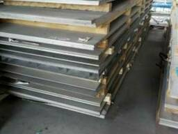 Лист алюминевый А5М 0,6х1000х2000 мм
