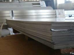 Нержавеющий лист 04X17 0, 8 - 1 х 1250 х 2500