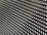 Алюминиевый лист перфорированный АМГ3 (перфолист) - фото 1