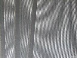 Перфорированный оцинкованый лист PP Rv10-14/0, 8/1000x2000 мм