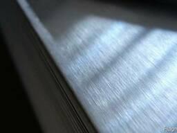 Лист нержавейка 4N laser pvc AISI430 1, 2 х 1500 х 3000