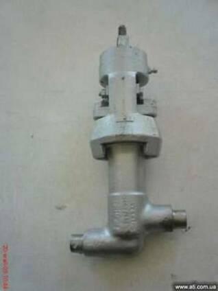 Нержавеющий сильфонный вентиль Ду15 Ру40