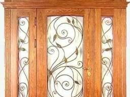 Нестандартные входные бронированные двери высокого качества