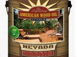 Nevada Смесь тунгового и растительных масел 100 мл- отлив
