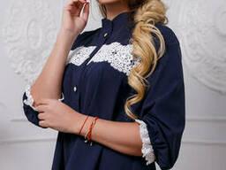 Нежная красивая Блуза женская (44-50), доставка по Украине
