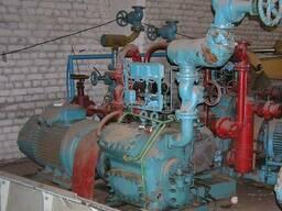 НФ-411 компрессор аммиачный поршневой