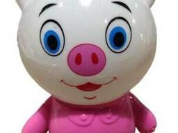 Нічник дитячий LED Ведмедик 1, 0W LU-ND-0003-23 (240шт/ящ) R