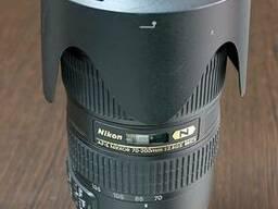 Nikkor AF-S 70-200mm f/2.8G ED VR II
