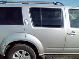 Nissan Pathfinder R51 двери
