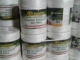 Шпагат тюковальный Agroplast 500 м/кг 2000 м 4 кг