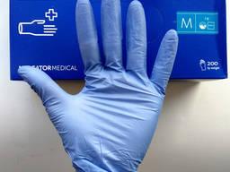 Нитриловые медицинские перчатки оптом. Распродажа!