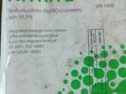 Нитрит натрия (Натрий азотистокислый) технический(Китай)