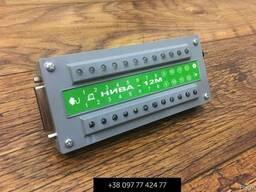 НИВА 12м (Система контроля высева СУПН, УПС, ВЕСТА, СУ, СПЧ)
