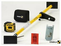 Нівелір лазерний Stabila Type LAX 300 з приладдям + телескопічний штатив LT 30