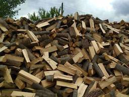 Низькі ціни! купити дрова ДУБ твердих порід Горохів