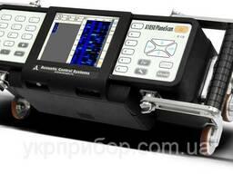 Низкочастотный ультразвуковой сканер-топограф А1050. ..