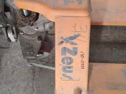 Низькопрофільний гідравлічний візок ZEUS