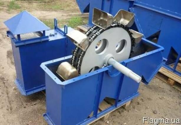 Конвейеры ковшовые цепные скребковый транспортер тсн 160а